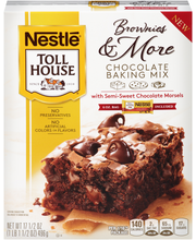 Nestle TOLL HOUSE Brownies & More Chocolate Baking Mix with S...