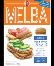 Old London® Melba Toast Classic 5 oz. Box