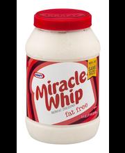 Miracle Whip Fat Free Dressing 30 fl. oz. Jar