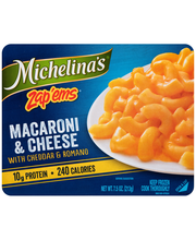 Michelina's® Zap'Ems® Macaroni & Cheese with Cheddar & Romano...