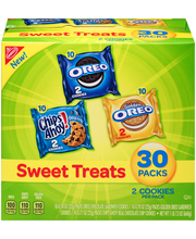 Nabisco Sweet Treats Variety Pack 30-2 ct Packs