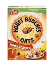 Honey Bunches of Oats® Honey Roasted Cereal 14.5 oz. Box