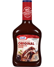 Kraft Original Barbecue Sauce & Dip 40 oz. Bottle