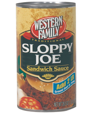 Wf Sloppy Joe Sauce