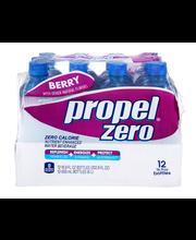 Propel Zero Berry Zero Calorie Nutrient Enhanced Water Bevera...