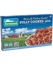Farmland® Naturally Hickory Smoked Fully Cooked Classic Cut B...