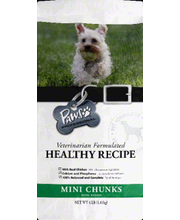 PAWS PRO HEALTHY DRY MINI CHUNK