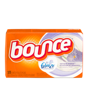 With Febreze Bounce Fabric Softener Dryer Sheets with Febreze...