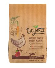 Purina Beyond Simply White Meat Chicken & Whole Oat Meal Reci...