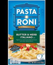 Pasta Roni Butter & Herb Italiano 5.5 oz. Box