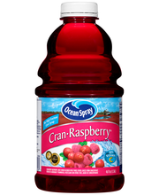 Ocean Spray® Cran-Raspberry® Juice Drink 46 fl oz. Bottle