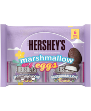 Hershey's Milk Chocolate Covered Marshmallow Eggs 5.7 oz. Bag