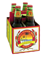 Reed's Extra Ginger Brew All Natural Jamaican Style Non-Alcoh...