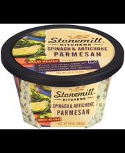 Stonemill® Kitchens Spinach, Artichoke & Parmesan Premium Dip...