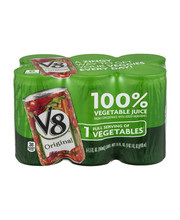 V8 Original 100% Vegetable Juice 6-5.5 fl. oz.