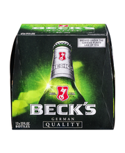 Beck's® German Quality Beer 12-12 fl. oz. Bottles
