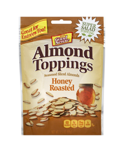 Almond Toppings