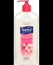 Suave® Naturals Wild Cherry Blossom Body Lotion 18 fl. oz. Pump