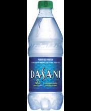 Dasani® Purified Water 20 fl. oz. Plastic Bottle