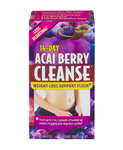 Applied Nutrition 14-Day Acai Berry Cleanse Weight-Loss Suppo...