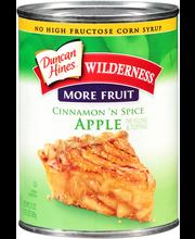 Duncan Hines® Wilderness® More Fruit Cinnamon 'n Spice Apple ...