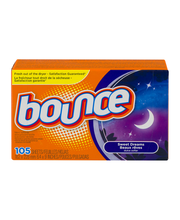 Bounce® 4in1 Sweet Dreams Fabric Softener Sheets 105 ct Box