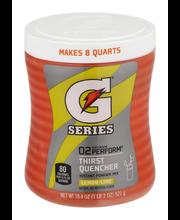 Gatorade® Lemon-Lime Sports Drink Powder 18.3 oz. Canister