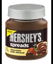 Hershey's Chocolate with Almond Spreads 13 oz. Jar