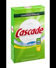 Cascade® Lemon Scent Dishwasher Detergent 75 oz. Box
