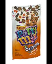 Purina Friskies Party Mix Crunch Original Cat Treats 2.1 oz. ...