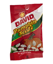 David All Natural Roasted & Salted Pumpkin Seeds