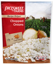 Pictsweet® Farms Chopped Onions 10 oz. Stand Up Bag
