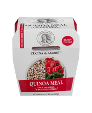 Cucina & Amore Quinoa Meal Spicy Jalapeno & Roasted Peppers