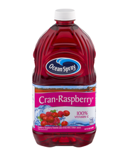 Ocean Spray® Cran-Raspberry® Juice Drink 64 fl. oz. Bottle