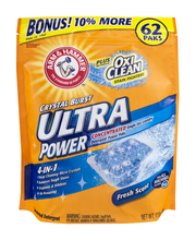 Arm & Hammer™ OxiClean™ Plus Stain Fighters CleanBurst™ 2-in-...