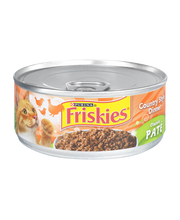 Purina Friskies Pate Country Style Dinner Cat Food 5.5 oz. Can