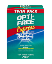 Opti-Free Express Multi-Purpose Disinfecting Contact Solution...