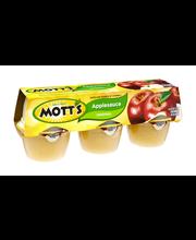 Mott's® Apple Applesauce 6-4 oz. Cups