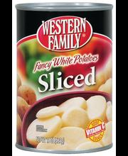Wf Sliced Potatoes