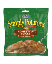 Simply Potatoes® Homestyle Slices 20 oz. Bag