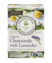 Traditional Medicinals Caffeine Free Herbal Tea Bags Organic ...
