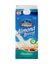 Blue Diamond® Almonds Almond Breeze® Original Almondmilk 0.5 ...