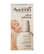 Aveeno® Active Naturals® Ultra-Calming® Daily Moisturizer wit...