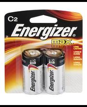 Energizer Max C - 2 CT