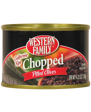 Wf Chopped Ripe Olive