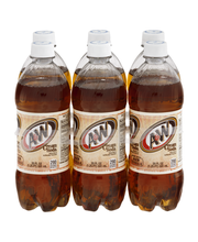 A&W® Cream Soda 20 fl. oz. Bottle