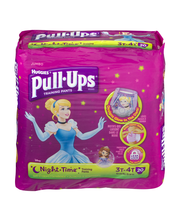 Huggies® Pull-Ups® Night Time® for Girls 3T-4T Training Pants...