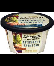 Stonemill® Kitchens Artichoke & Parmesan Premium Dip 10 oz. Tub