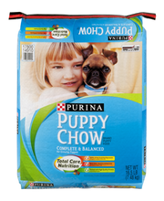 Purina Puppy Chow Complete Puppy Food 16.5 lb. Bag
