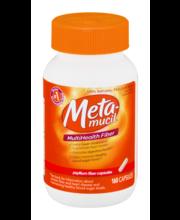 Metamucil® Fiber Capsules Dietary Supplement 160 ct Bottle